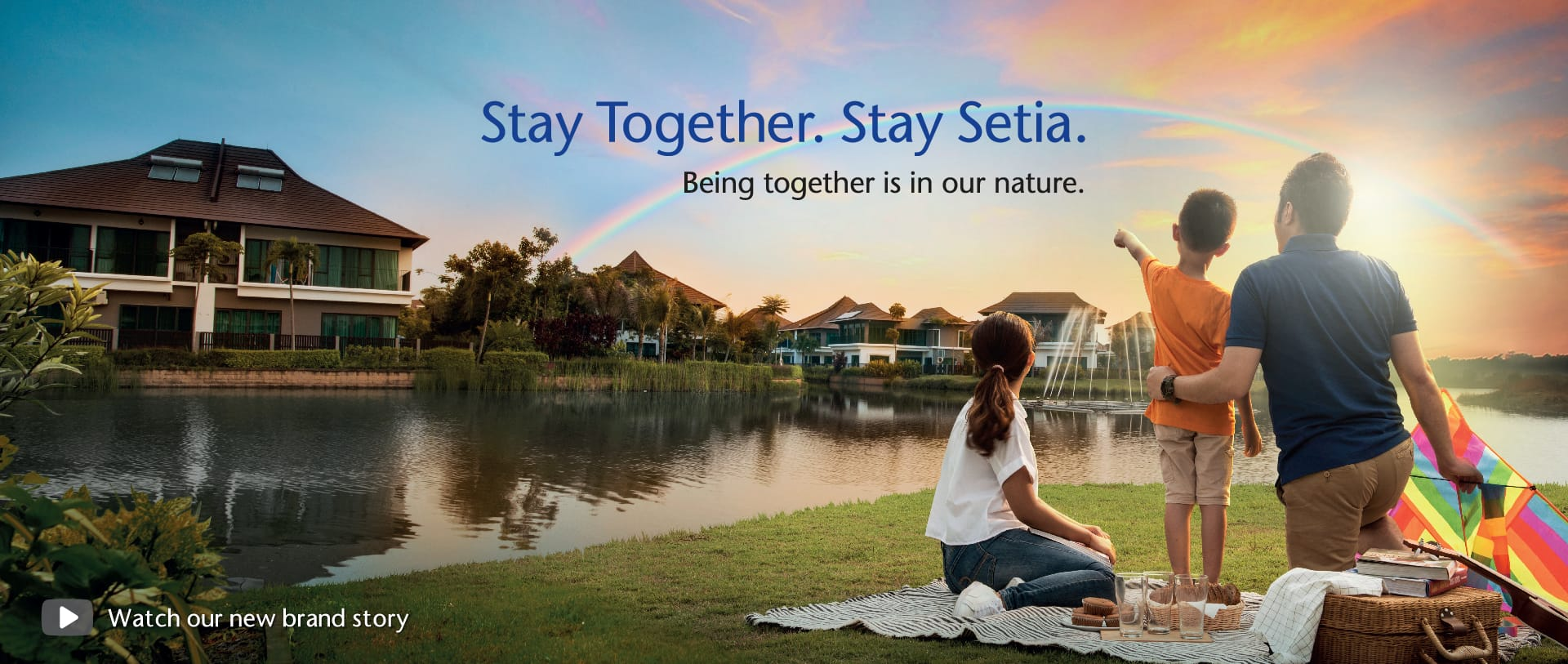 Stay Together Stay Setia